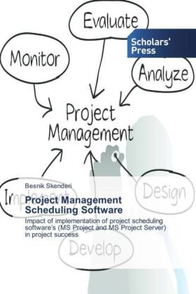 Project Management Scheduling Software