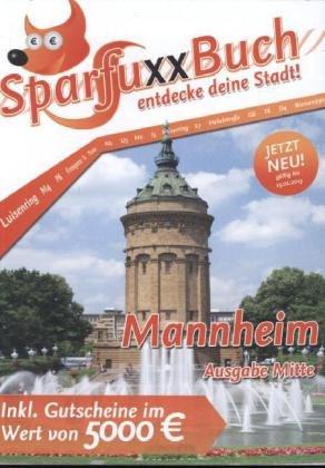 SparfuxxBuch - entdecke deine Stadt!