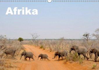 Afrika (Wandkalender 2018 DIN A3 quer)