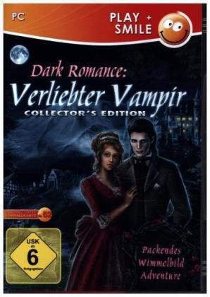 Dark Romance, Verliebter Vampir, Collector's Edition, CD-ROM
