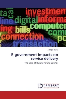 E-government impacts on service delivery