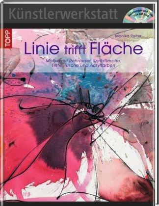 Linie trifft Fläche, m. DVD