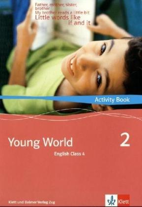 English Class 4, Activity Book