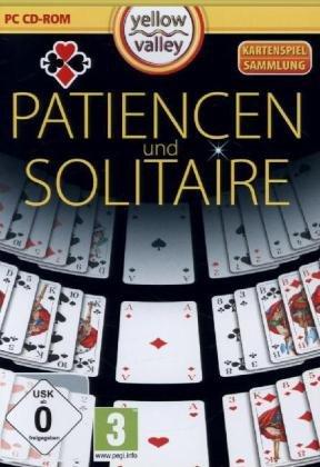 Patiencen und Solitaire, 1 DVD-ROM