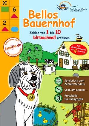 Bellos Bauernhof, 1 CD-ROM