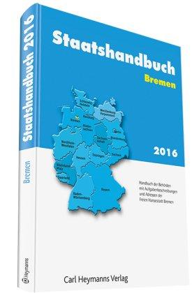 Staatshandbuch Bremen 2016