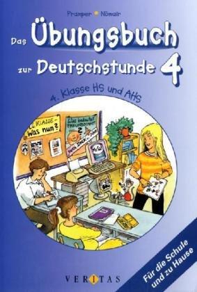 Das Übungsbuch zur Deutschstunde. Tl.4