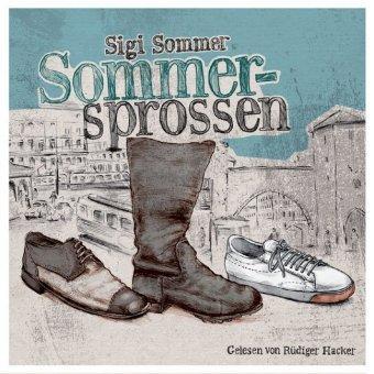 Sommersprossen, 3 Audio-CDs