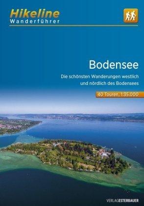Hikeline Wanderführer Bodensee