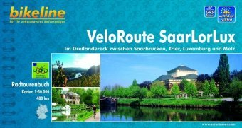 Bikeline Radtourenbuch VeloRoute SaarLorLux