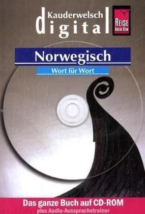 Reise Know-How Kauderwelsch DIGITAL Norwegisch - Wort für Wort, 1 CD-ROM