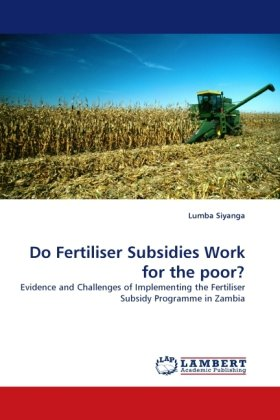 Do Fertiliser Subsidies Work for the poor?