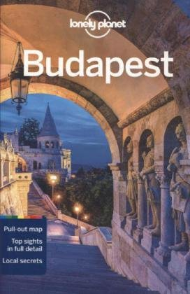 Lonely Planet Budapest, English edition