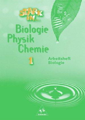 Arbeitsheft Biologie, Lernstufe 5 und 6