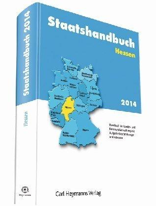 Staatshandbuch Hessen 2014