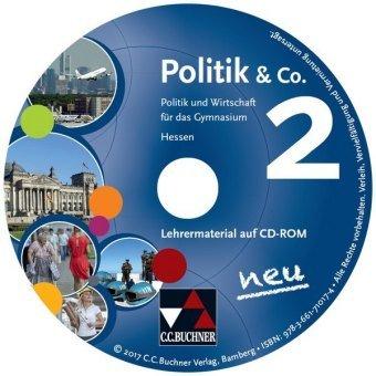 Lehrermaterial für die Jahrgangsstufen 9/10, CD-ROM