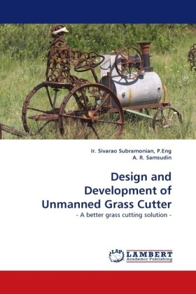 Design and Development of Unmanned Grass Cutter