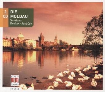 Die Moldau, 2 Audio-CDs