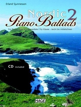 Nordic Piano Ballads, m. Audio-CD. Bd.2