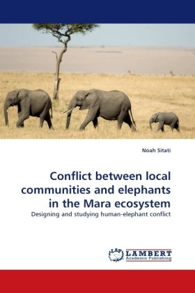 Conflict between local communities and elephants in the Mara ecosystem