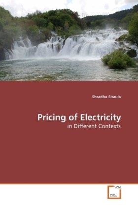 Pricing of Electricity