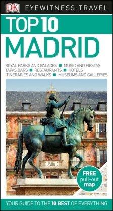 DK Eyewitness Top 10 Travel Guide Madrid