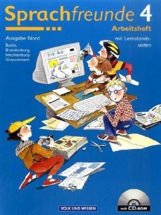 Arbeitsheft, 4. Schuljahr, m. CD-ROM