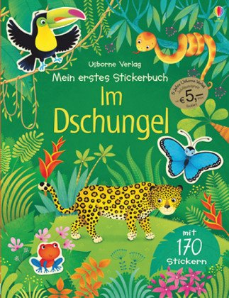 Mein erstes Stickerbuch: Im Dschungel, Jubiläumsausgabe