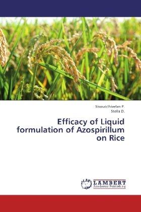 Efficacy of Liquid formulation of Azospirillum on Rice
