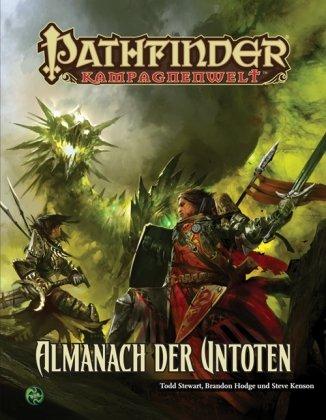 Pathfinder Chronicles, Almanach der Untoten