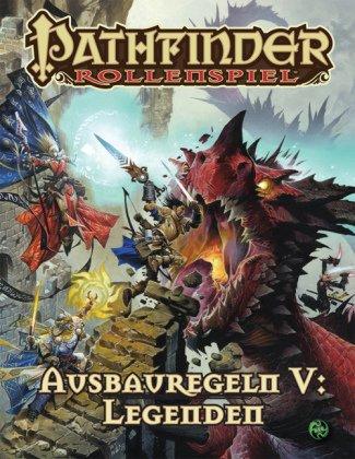 Pathfinder Chronicles, Ausbauregeln. Bd.5