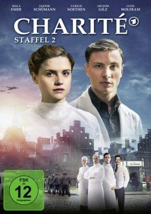 Charité. Staffel.2, 2 DVD