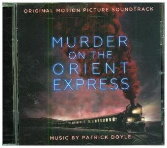 Murder on the Orient Express, 1 Audio-CD (Soundtrack)