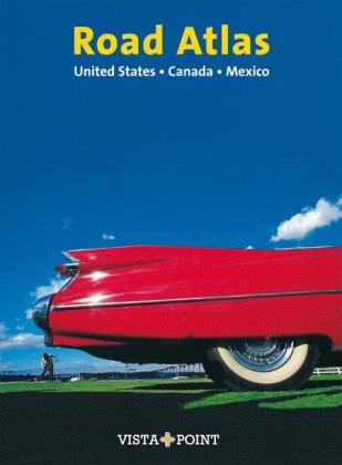 Road Atlas United States, Canada, Mexico