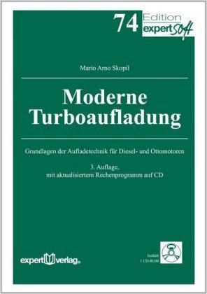 Moderne Turboaufladung, m. CD-ROM