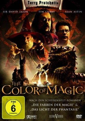 The Color of Magic. Terry Pratchetts The Color of Magic, 1 DVD, 1 DVD