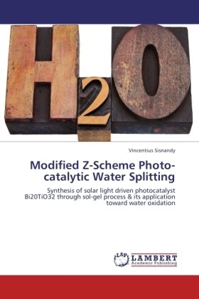 Modified Z-Scheme Photo-catalytic Water Splitting