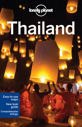 Lonely Planet Thailand, English edition
