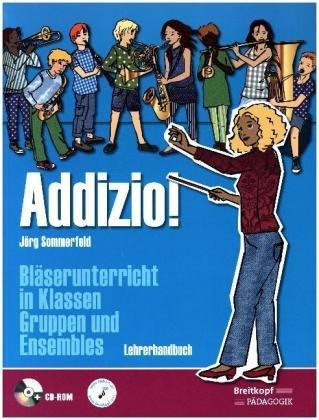 Addizio! Lehrerhandbuch, m. CD-ROM