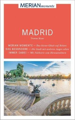 MERIAN momente Reiseführer Madrid