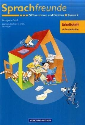 Arbeitsheft, 2. Schuljahr, Differenzieren und Fördern, Ausgabe Sachsen, Sachsen-Anhalt und Thüringen