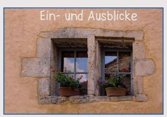 Ein- und Ausblicke (Posterbuch DIN A4 quer)