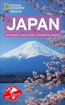National Geographic Traveler Japan mit Maxi-Faltkarte