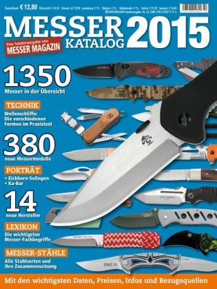 Messer Katalog 2015