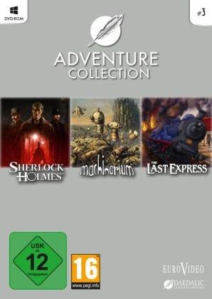 Daedalic Adventure-Collection. Vol.3, DVD-ROM