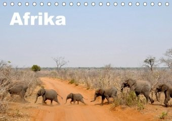 Afrika (Tischkalender 2018 DIN A5 quer)