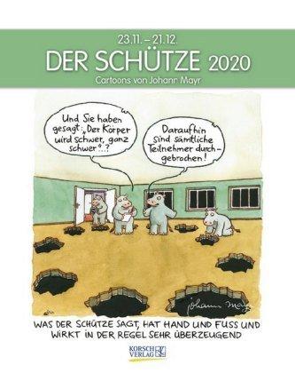 Der Schütze 2020