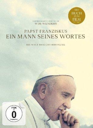 Papst Franziskus - Ein Mann seines Wortes, 1 DVD