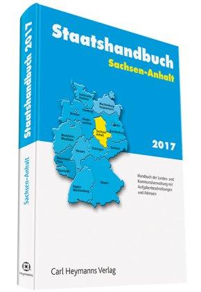 Staatshandbuch Sachsen-Anhalt 2017