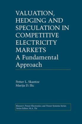 Valuation, Hedging and Speculation in Competitive Electricity Markets